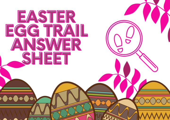 Easter Art Trail: The Answers