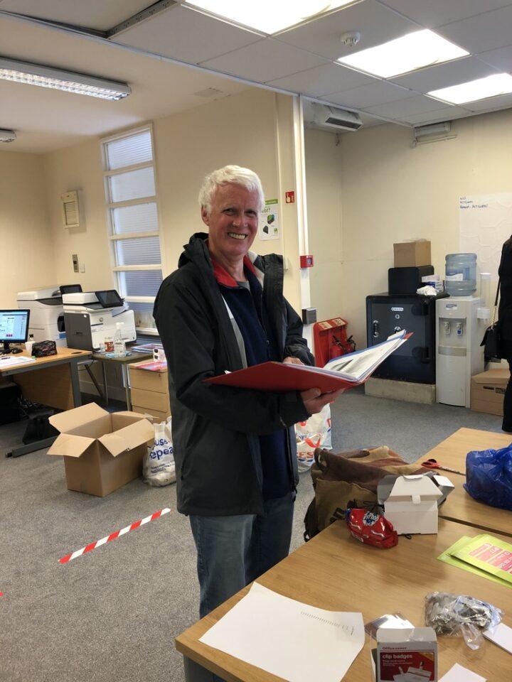 Meet the volunteer – Doug Fletcher