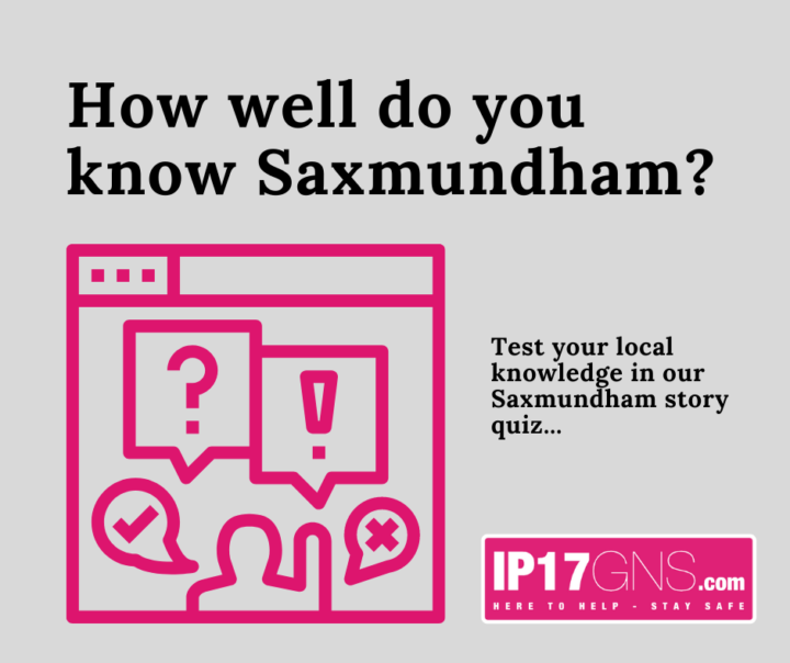Quiz: Can you find the Saxmundham street names in our story challenge?