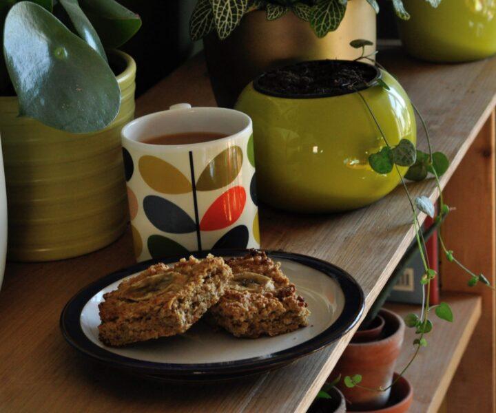 Food Pack Recipe: Super Simple Flapjacks